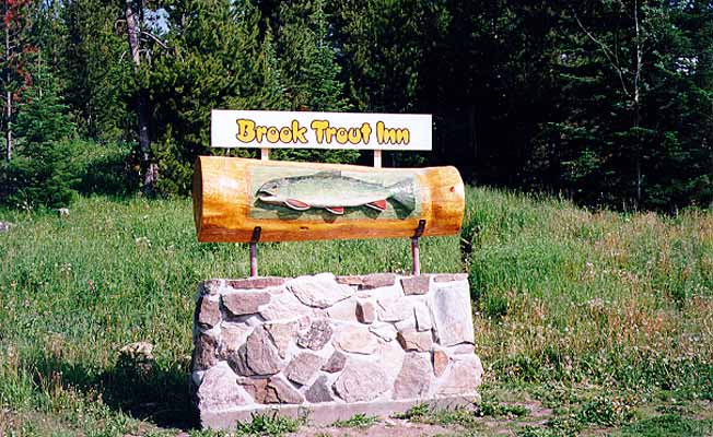 Brook Trout Inn profile image