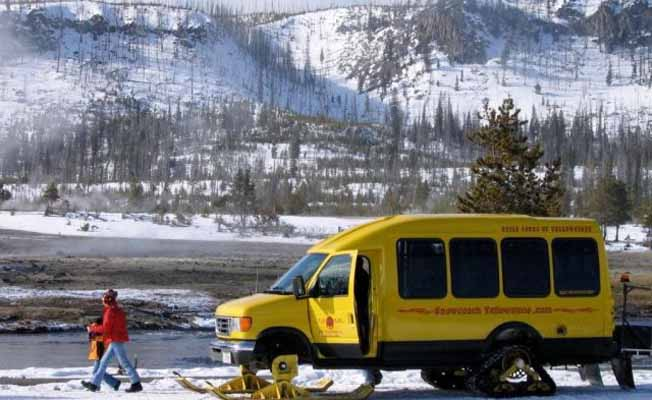 Buffalo Bus Touring Company - Snowcoach profile image
